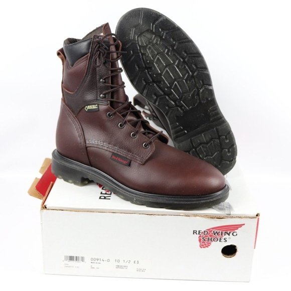New Red Wing Shoes Goretex Leather Work